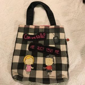 Angry Little Girls Canvas Bag